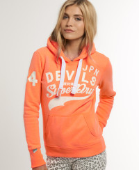 Felpa New SportPitch Hood de Superdry