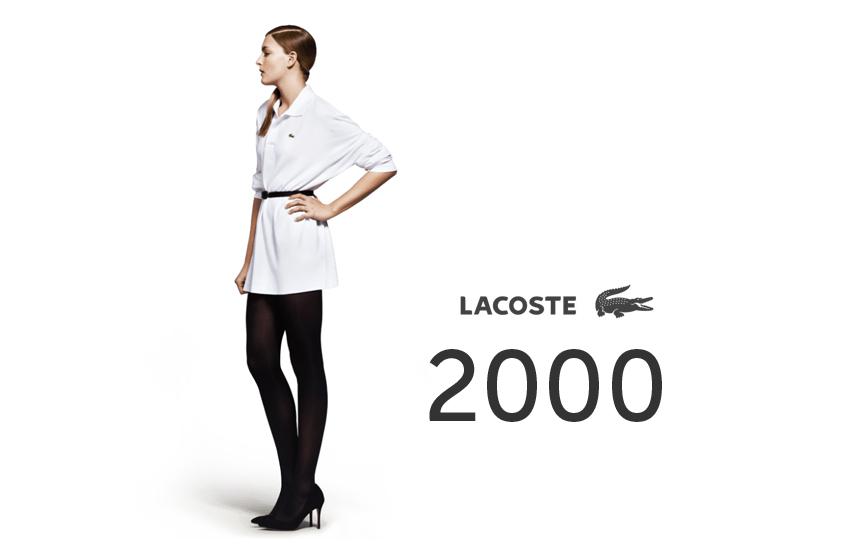 Lacoste 2000